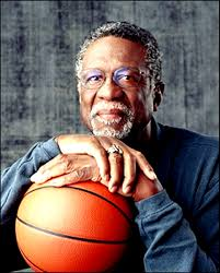 bill russell with ball
